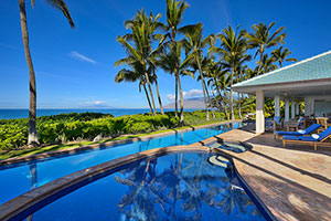 kihei vacation home with pool
